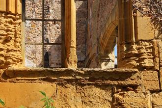 Les dépendances du chateau de St André d'Apchon