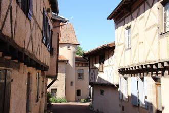 le village de St Haon le chatel