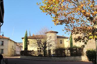 Maison classée de St André d'Apchon