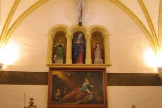 L'église de St André
